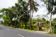 land for sale in Bedugul roadside at Luwus – TJBE020