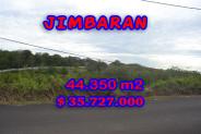 Land for sale in Bali, amazing view in Jimbaran Uluwatu – TJJI035