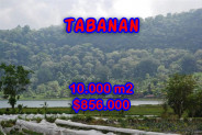 Land for sale in Tabanan Bali, stunning lake view in Tabanan Bedugul – TJTB059