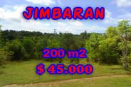 Land for sale in Jimbaran, Fantastic view in Jimbaran Ungasan Bali – TJJI038