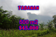 Land in Tabanan Bali for sale, Beautiful Mountain view in Tabanan Bedugul – TJTB063