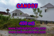 Astonishing Property in Bali, land in Canggu Bali for sale – 450 sqm @ $ 850