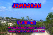 Land in Jimbaran for sale, Stunning view in Jimbaran Pecatu Bali – TJJI049