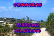 Exotic Property in Bali, Land sale in Jimbaran Bali – 5,000 m2 @ $ 294