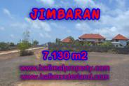 Land in Jimbaran Bali for sale, Astonishing view in Jimbaran Ungasan – TJJI048