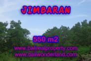 Astonishing Property in Bali, Land for sale in Jimbaran Bali – 550 m2 @ $ 325