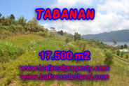 Land for sale in Tabanan Bali, Beautiful view in TABANAN BEDUGUL Bali – TJTB082