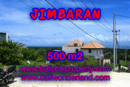 Exotic Property for sale in Bali, Land in Jimbaran for sale– 500 m2 @ $ 645