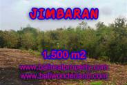 Land for sale in Bali, Outstanding view in Jimbaran Bali – 1.500 m2 @ $ 285
