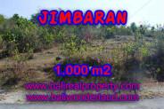 Magnificent Land for sale in Bali, villa and residential environment in Jimbaran Ungasan Bali – TJJI074