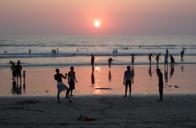 Kuta, Most Exotic Beach in Bali