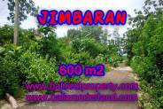 Exotic Property in Bali, Land sale in Jimbaran Bali – 600 m2 @ $ 245