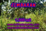 Land for sale in Bali, astonishing view in Jimbaran Ungasan Bali – TJJI071