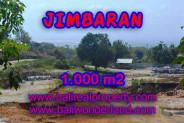 Land in Bali for sale, attractive view in Jimbaran Ungasan Bali – TJJI073