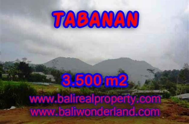 Land for sale in Bali, astonishing view in Tabanan Bedugul Bali – TJTB102