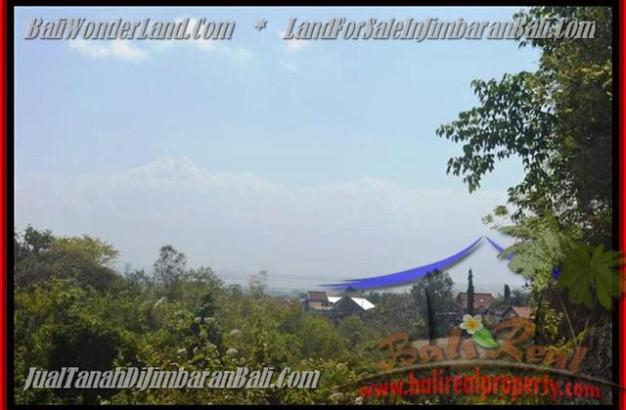 FOR SALE Exotic 375 m2 LAND IN Jimbaran Uluwatu TJJI077