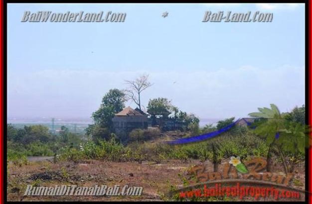 Affordable 750 m2 LAND SALE IN Jimbaran Uluwatu TJJI079