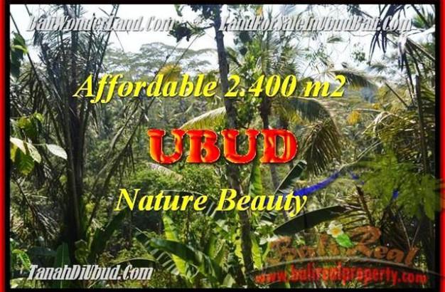 FOR SALE Affordable LAND IN UBUD TJUB454