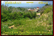 Exotic 225 m2 LAND FOR SALE IN Jimbaran Uluwatu BALI TJJI093