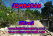 Magnificent PROPERTY 200 m2 LAND FOR SALE IN JIMBARAN TJJI081