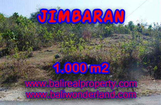 Beautiful LAND FOR SALE IN Jimbaran Ungasan