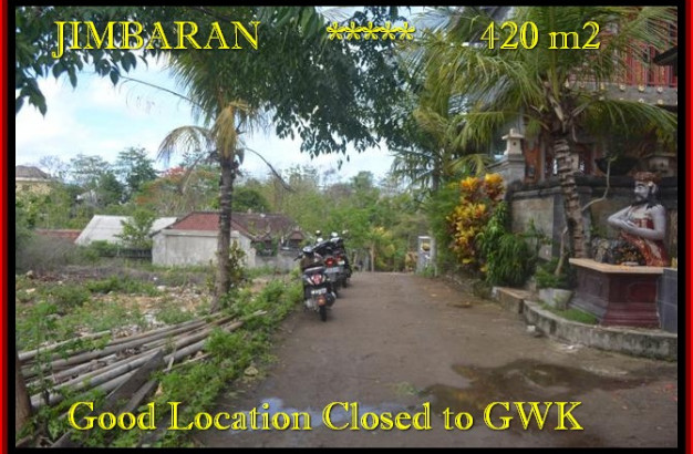 Magnificent PROPERTY Jimbaran Ungasan LAND FOR SALE TJJI083