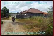 Exotic JIMBARAN BALI LAND FOR SALE TJJI085