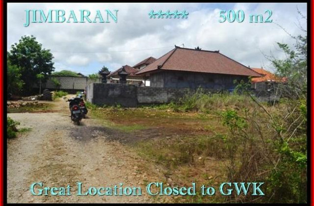 Exotic JIMBARAN BALI LAND FOR SALE TJJI085
