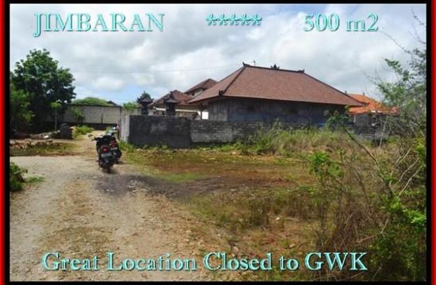 Exotic JIMBARAN BALI LAND FOR SALE TJJI084