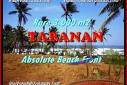 Magnificent PROPERTY 3.000 m2 LAND SALE IN TABANAN BALI TJTB168