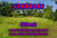 Beautiful PROPERTY 500 m2 LAND IN JIMBARAN FOR SALE TJJI065