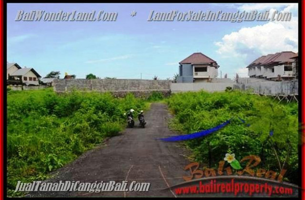 FOR SALE Exotic LAND IN CANGGU BALI TJCG142