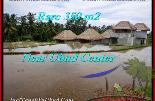 Affordable 350 m2 LAND IN UBUD FOR SALE TJUB476