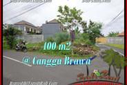 Magnificent PROPERTY CANGGU 400 m2 LAND FOR SALE TJCG175