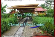 FOR SALE Affordable PROPERTY LAND IN Sentral Ubud BALI TJUB491