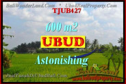 Exotic PROPERTY LAND FOR SALE IN UBUD TJUB427