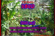 Beautiful UBUD BALI 300 m2 LAND FOR SALE TJUB415