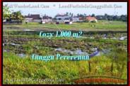 Beautiful Canggu Kayutulang  LAND FOR SALE TJCG177