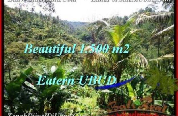 Ubud Tegalalang BALI LAND FOR SALE TJUB503