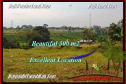 Canggu Brawa BALI 300 m2 LAND FOR SALE TJCG185