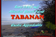 Magnificent PROPERTY 3.500 m2 LAND IN Tabanan Selemadeg FOR SALE TJTB156