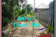 Affordable Sentral Ubud BALI LAND FOR SALE TJUB523