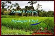 Affordable PROPERTY UBUD LAND FOR SALE TJUB526