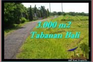 FOR SALE Exotic LAND IN Tabanan Selemadeg BALI TJTB246