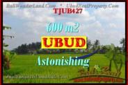 FOR SALE Beautiful PROPERTY LAND IN UBUD TJUB427