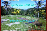Magnificent LAND IN UBUD FOR SALE TJUB505