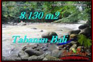 Exotic PROPERTY TABANAN LAND FOR SALE TJTB285