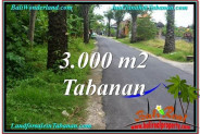 Magnificent PROPERTY TABANAN LAND FOR SALE TJTB297