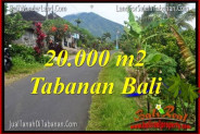 Beautiful PROPERTY Tabanan Penebel BALI 20,000 m2 LAND FOR SALE TJTB315