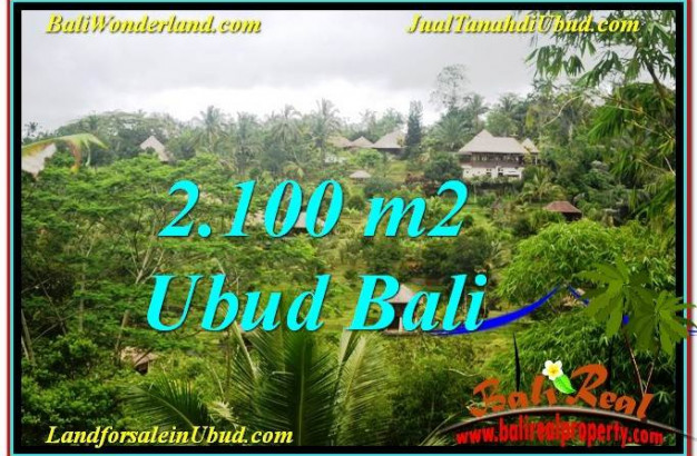 Exotic Ubud Payangan BALI LAND FOR SALE TJUB572